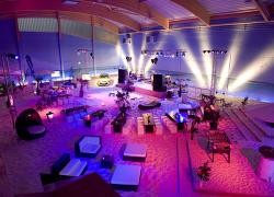 Indoor Beachclub